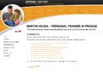 Osobní trenér fitness a wellness | Martin Hojda