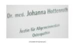 Arztpraxis Dr. Johanna Hottenroth