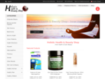 Holistic Health and Beauty Shop - Vitamins, Natural Health, Nutrition, Beauty and ...