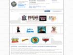 Купить игрушки и куклы для детей из любимых мультфильмов - интернет-магазин Холлитойс