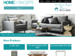 Custom Made Furniture Stores in Melbourne - Home Concepts