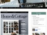Home Cottage - møbler, interiør og inspirasjon for hus og hytte