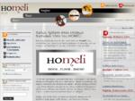 Καλώς ήρθατε στον επίσημο δικτυακό τόπο του ΗOMELI Homeli - Πόρτα, Δάπεδο, Μπάνιο