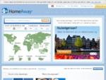 Vakantiehuis, Appartement in Frankrijk, Spanje of Oostenrijk Vakantie met Homelidays