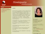 Homöopaat - Avaleht
