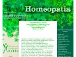 Homeopatia Warszawa - strona Centrum Medycznego Verde.