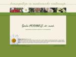 Homeopatinja Pela Peternelj se je s homeopatijo srečala v Slovenskem homeopatskem društvu (SHD),