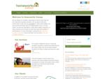 Homeworks - Home Insulation and Improvements in the Midlands