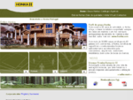 Honka Portugal - Casas de madeira | Pinho nórdico da Finlândia | Líder mundial