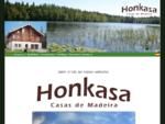 Honkasa - Casas de Madeira