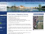 Learn German in Germany German Language Courses HORIZONTE Regensburg Bavaria