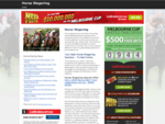 Horse Wagering - Horse Racing Form Guides, Betting Tips and Odds