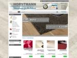 Exclusive Teppiche und Vorhangstoffe günstig im Shop von Horstmann. de
