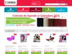 Horus Center este un magazin online de rechizite scolare, produse de birotica si papetarie, jocuri