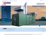 HORUS-ENERGIA działa na rynku awaryjnego zasilania w energię elektryczną, różnych obiektów. Oferuj