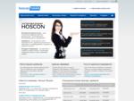 Hoscon Internet Solutions > Главная страница
