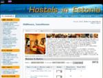 Hostels in Tallinn and Estonia