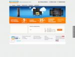 Hostingas, domenai, serveriai HOSTEX - Debesų kompiuterijos lyderis