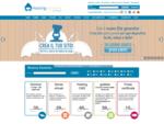 Hosting Solutions - Registrazione domini, Web hosting, server dedicati