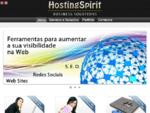 Soluções Web | Aplicações à Medida | Marketing Digital | InfraEstruturas HostingSpirit