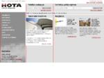 UAB HOTA - Klinkerinės plytos, fasadai, fasadų šiltinimas, ventiliuojami fasadai, silikoninis ti