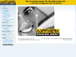 KOPFWERK-PowerDent Homepage - Das Online-Portal für Ärzte der Zahn-, Mund- und Kieferheilkunde. Ko