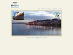 HOTEL BAHIA. O Grove. Vistas a la Isla de La Toja. Pontevedra Rías Baixas.