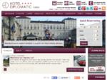 hotel diplomatic torino, sito ufficiale, storico hotel di torino