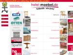Settele Hoteleinrichtungen - Ihr kompetenter Partner für Objekt- und Hoteleinrichtungen