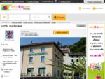 Tourisme à Pont-en Royans, Vercors - HOTEL DU ROYANS