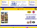 Al Leone - Hotel, Ristorante, Pizzeria