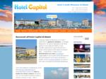 Hotel 2 Stelle Miramare Rimini | Hotel Rimini animali ammessi | Hotel Capitol
