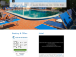 Four-star Caravel Hotel Sorrento your holiday in hotel with swimming pool in Sant Agnello