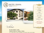Albergo a Grado centro, Hotel 4 stelle Grado - Hotel Diana