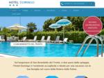 Hotel Domingo San Benedetto del Tronto Hotel Riviera delle Palme albergo San Benedetto del Tronto