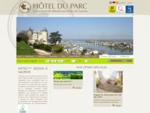 HOTEL SAUMUR - HOTEL RESTAURANT SAUMUR - Hotel du parc