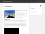 Hotel en Salta | Hoteles en Salta | Hotel Mar Charbel Salta
