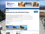Hotel Europa - Hotel Finale Ligure - Hotel 3 stelle Finale Ligure