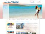 Hotel Riviera Adriatica, Hotel a Pesaro, Hotel 3 stelle, Hotel Figaro
