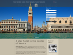 Hotel Palazzo del Giglio Venice hotels | Official Site | four 4 star hotel Venice Italy