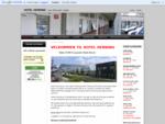 Hotel Herning - Nabo til Messecenter Herning og Jyske Bank Boxen