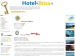 Appartamenti Hotel Ibiza, Alberghi di Ibiza
