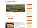 Levné hotely v Praze