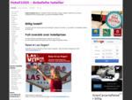 Guide til luksushotell, designhotell og spahotell. Hotell1000 - Billig hotellsøk.