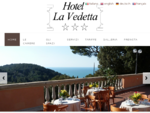 Hotel La Vedetta, Montenero Livorno Toscana