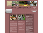 Hotel Le Mans centre-Hotel Le Mans Papea -yvre l'eveque
