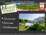 Hotel Le Pradet *** Vacqueyras en Provence