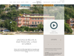 Hotel Merano, Lago di Garda - Lake Garda - Gardasee