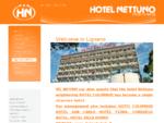 Hotel Nettuno fronte mare - Hotel Lignano Sabbiadoro