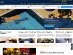 Hotel a Cagliari Hotel Panorama albergo con piscina - Hotel Panorama - Cagliari